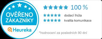 Ověřeno zákazníky pro obchod HappyKidsPraha